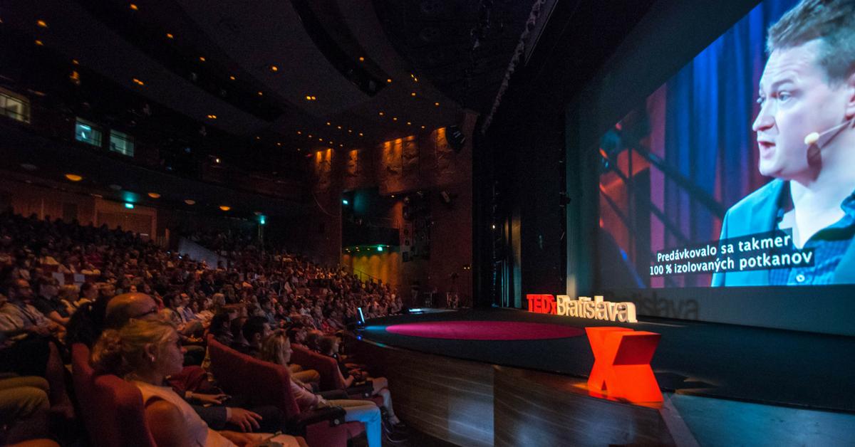 Aké najzaujímavejšie TED video ste kedy našli?