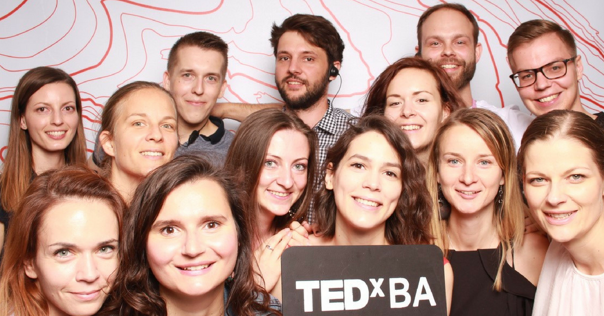 Organizátori TEDxBratislava 2018