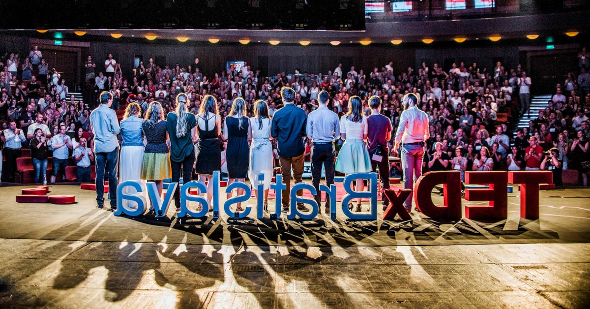 TEDxBratislava: Organizačný tím, ročník 2017